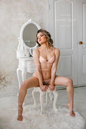 Alessandra nuru massage & escort