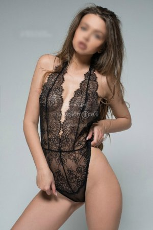 Marie-adeline tantra massage in New Kingman-Butler