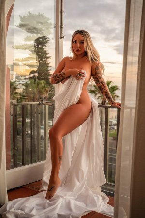 Tassiana nuru massage, live escort
