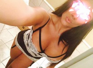 Herminie happy ending massage & escort girl